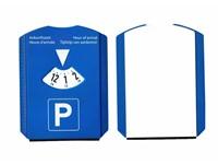 Parkeerschijf van kunststof voor Nederland naar topprijzen!