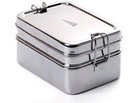 RVS Lunchbox Dabba Magic met Snackbox