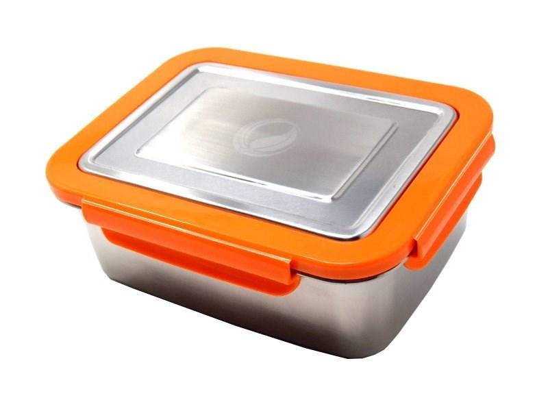 ECOtanka Lunchbox 2.0L oranje