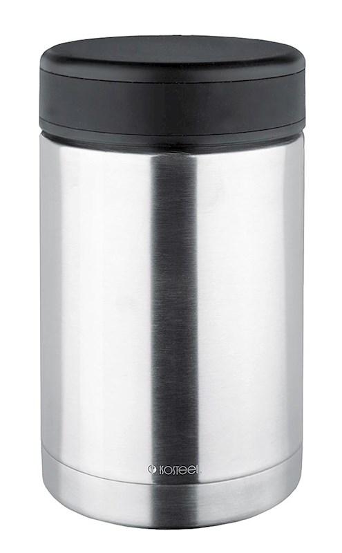 RVS Voedselcontainer 0.5 liter