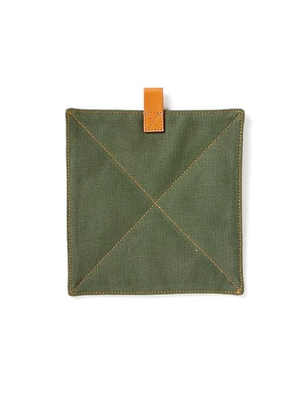 Pannenlap Asado, groen .