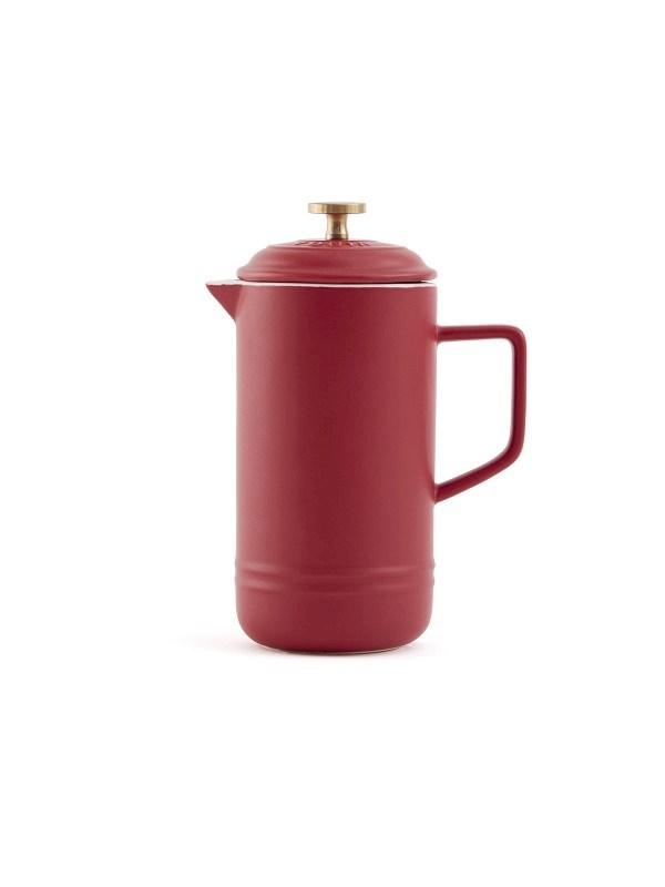 Monte Cafetière, rood .
