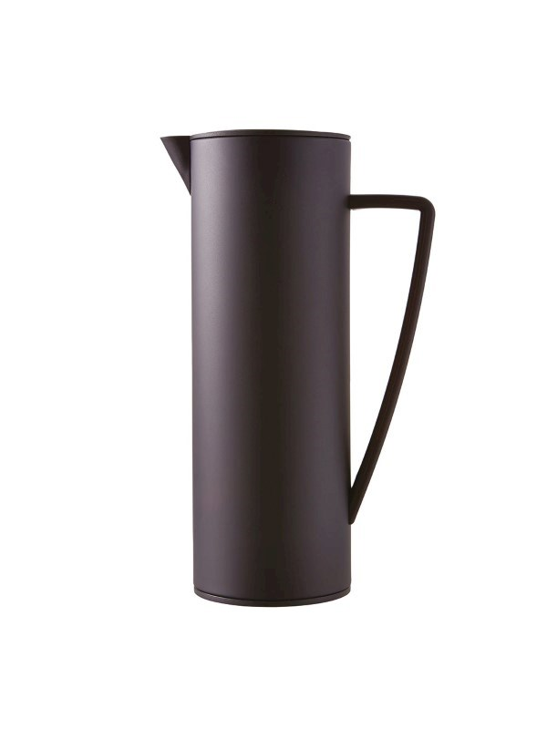 Koffie- thermoskan Java, zwart .