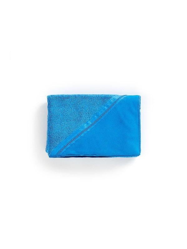 Sporthanddoek Small, middenblauw .