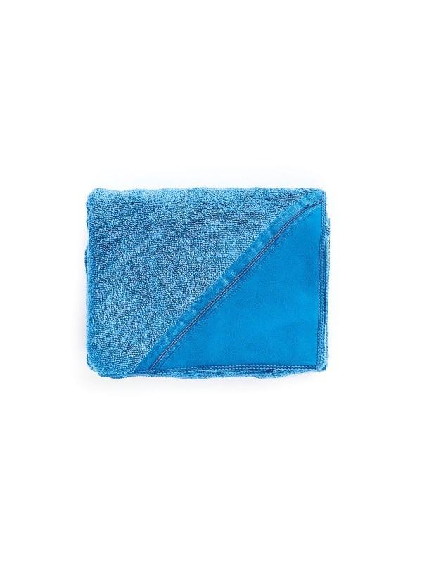 Sporthanddoek, Large , middenblauw .