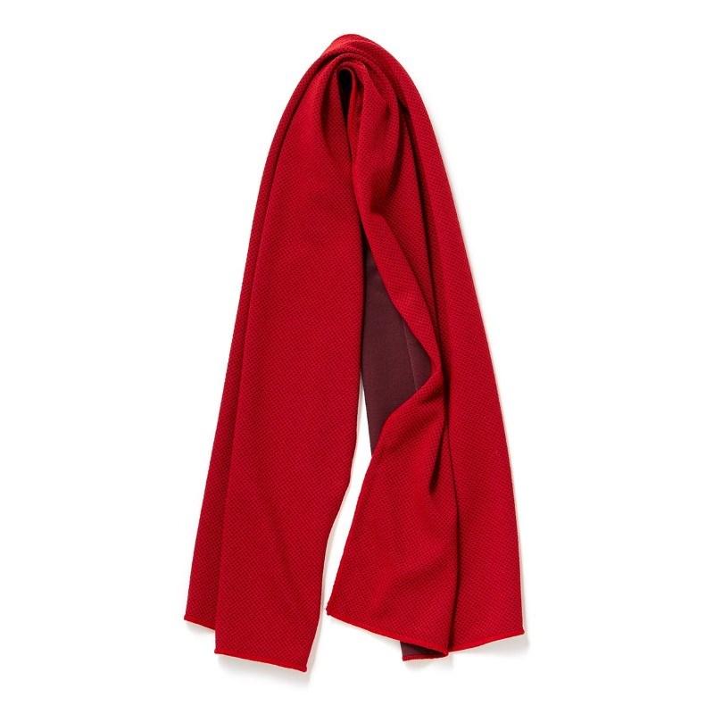 Koele Sporthanddoek, rood .