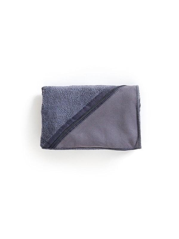 Sporthanddoek Small, grijs .