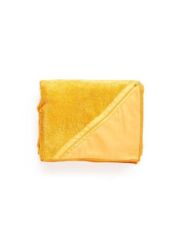 Sporthanddoek, oranje .