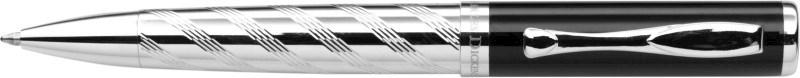Charles Dickens® metalen balpen in luxe cassette.