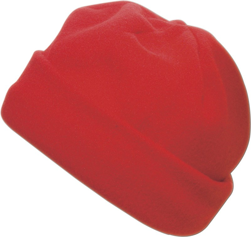 Polyester fleece (200 gr/m²) muts