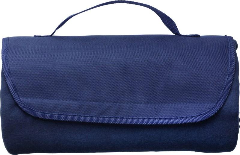 Fleece deken (165 gr/m²) met draagband