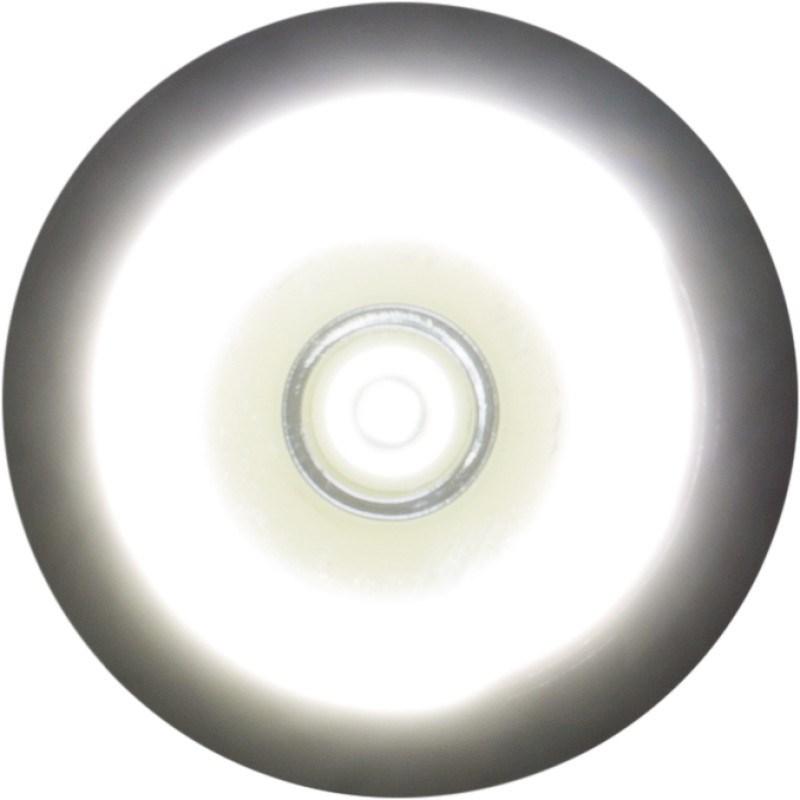 Zaklamp in de vorm van een knuppel.