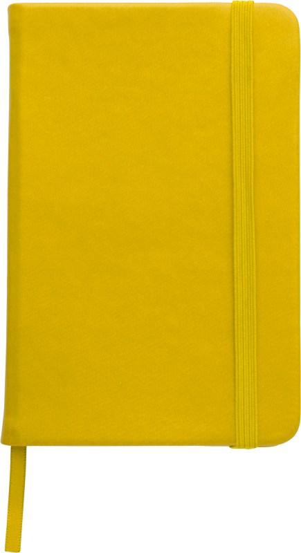PU notitieboekje