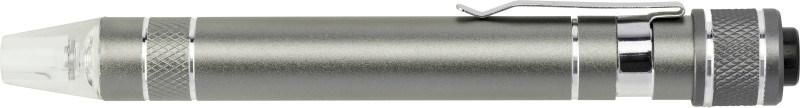 Aluminium zak schroevendraaier