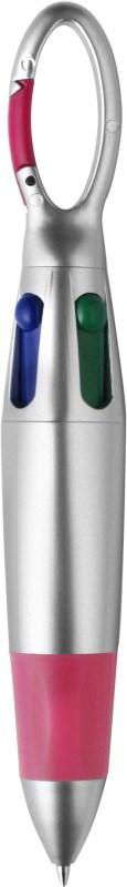 Balpen 4-in-1 4-kleurenschrijvend