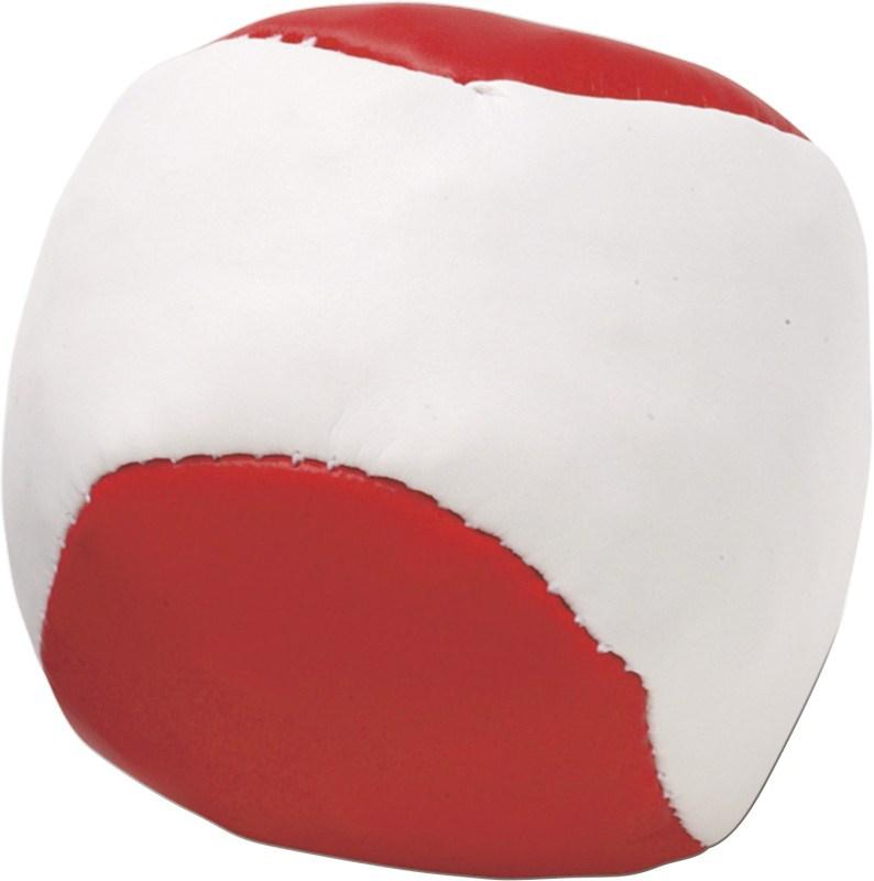 Kunstleren jongleerbal