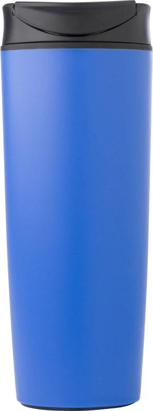 Lekvrije, dubbelwandige reisbeker (450 ml).
