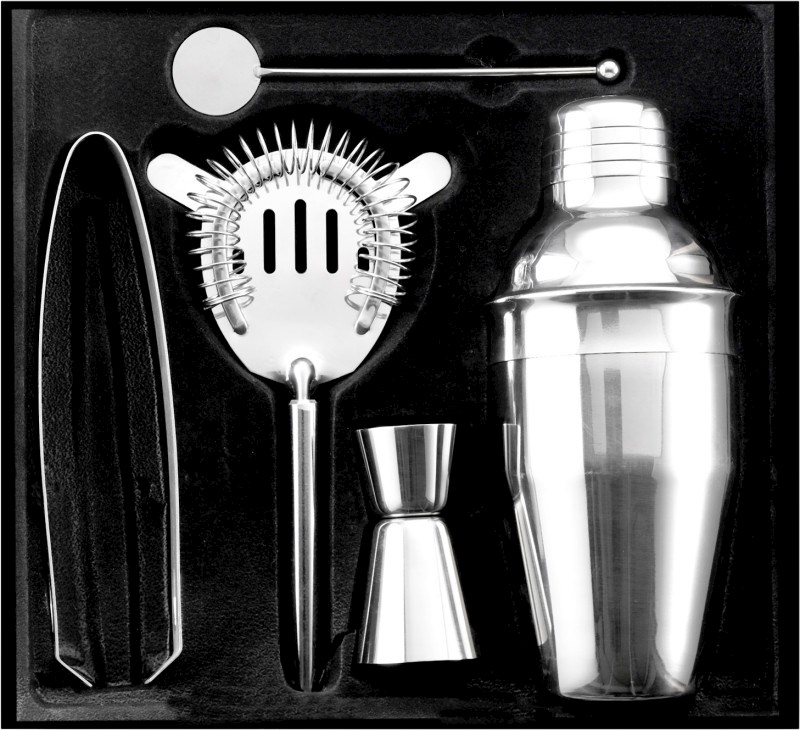 RVS cocktailset