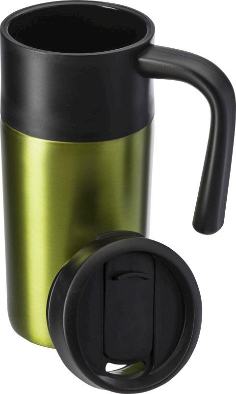Kleine roestvrijstalen reisbeker (330 ml)