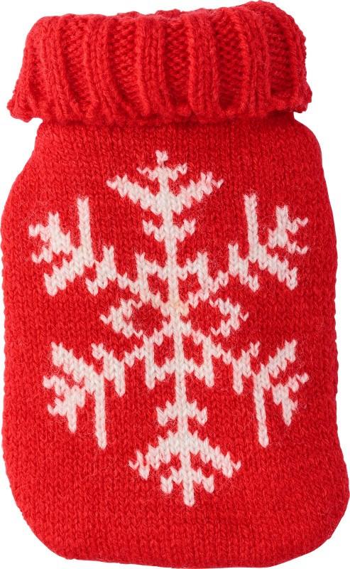 Kerst heat pad in de vorm van een warmwaterfles