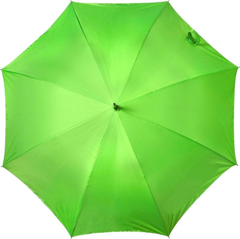 Automatische nylon stormparaplu (190T).