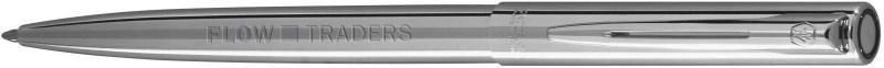 Waterman Graduate zilverkleurige balpen