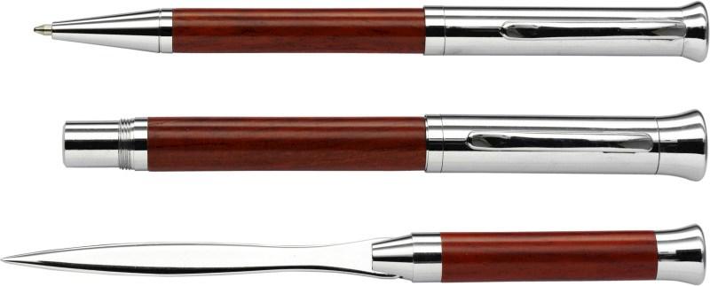 Rozenhouten pennenset