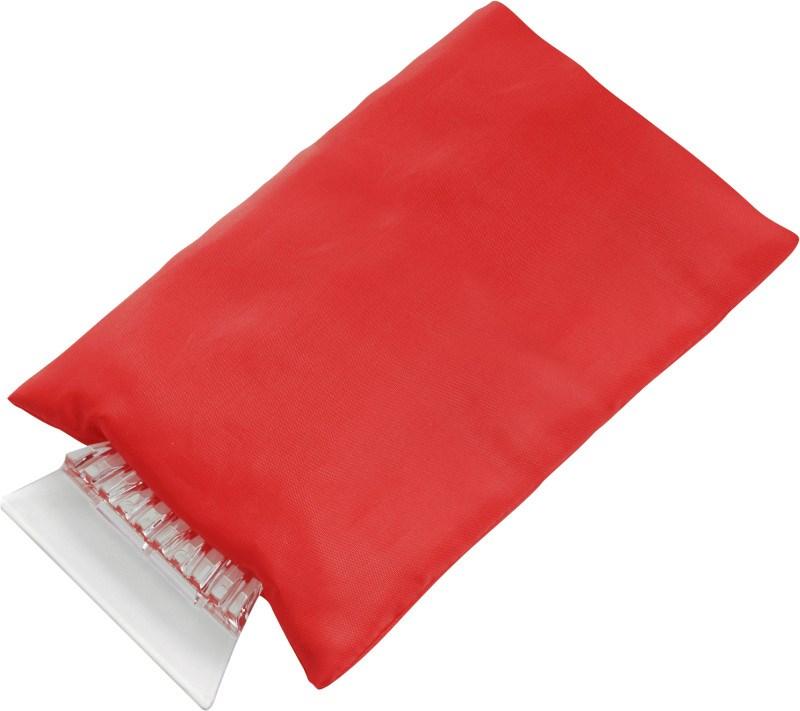 ABS ijskrabber met polyester want