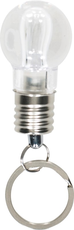 Sleutelhanger met lamp