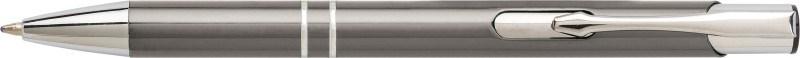 Aluminium balpen