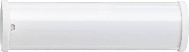 Kunststof powerbank met Li-ion batterij 2200mAh