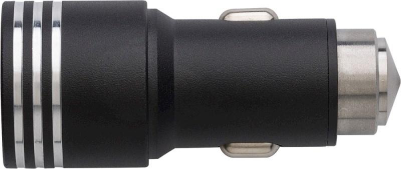 USB oplader met ruitentikker