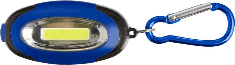 Kunststof lamp met 6 krachtige COB LED lampjes