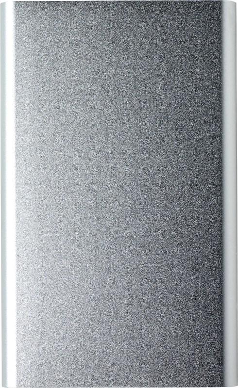 Aluminium powerbank