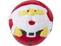Kerstman anti-stress figuur
