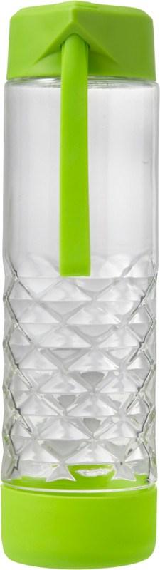 Glazen drinkfles (590 ml)
