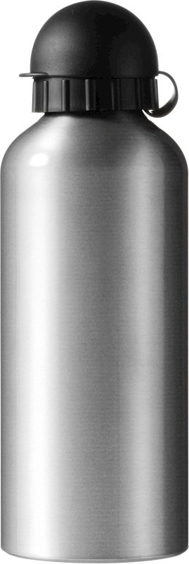 Aluminium drinkfles / bidon (650 ml)
