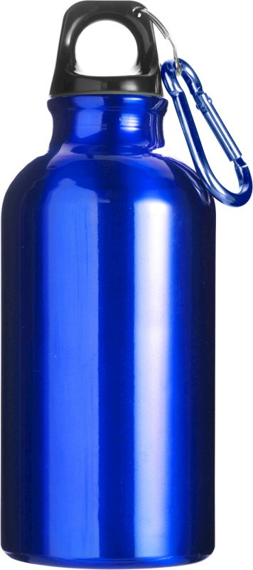 Aluminium waterfles (400 ml)