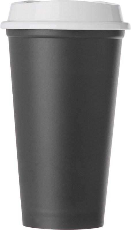 PP beker (520 ml) met deksel