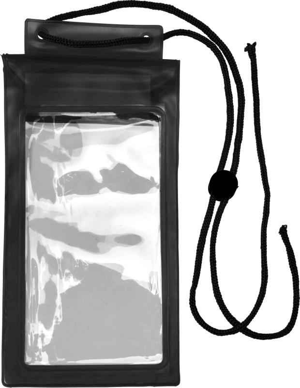 Kunststof waterdichte beschermhoes voor mobiele apparaten