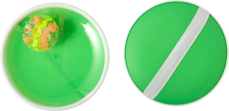 Kunststof 3-delig balspel