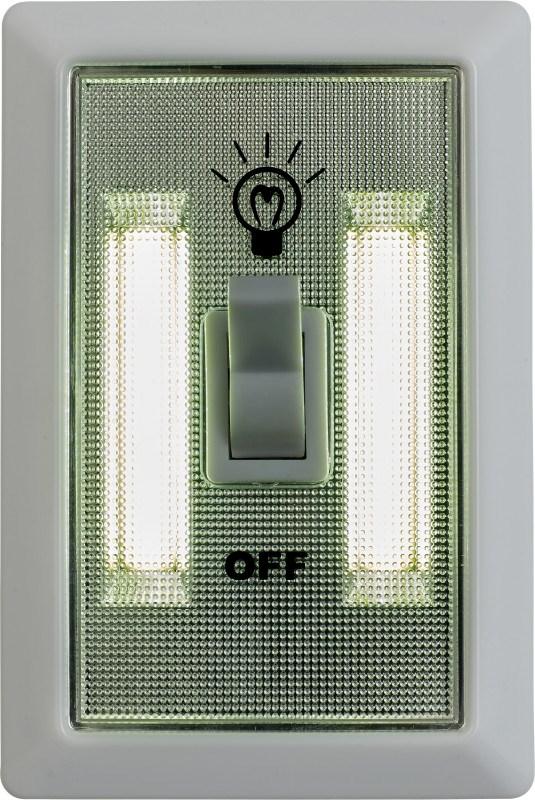 Kunststof nachtlampje met LED