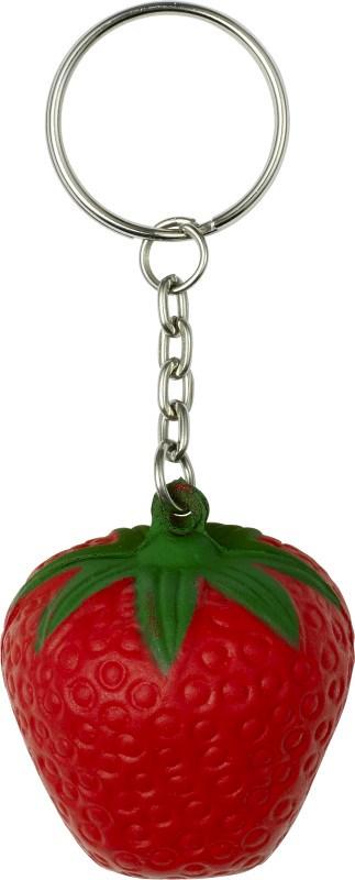 Sleutelhanger met anti-stress 'fruit'