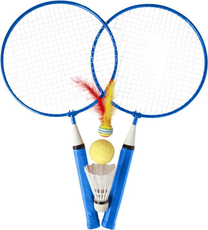 IJzeren badminton set