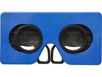 Opvouwbare kunststof virtual reality bril