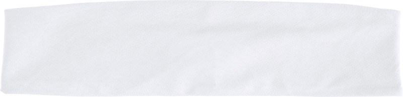 Polyester hoofdband