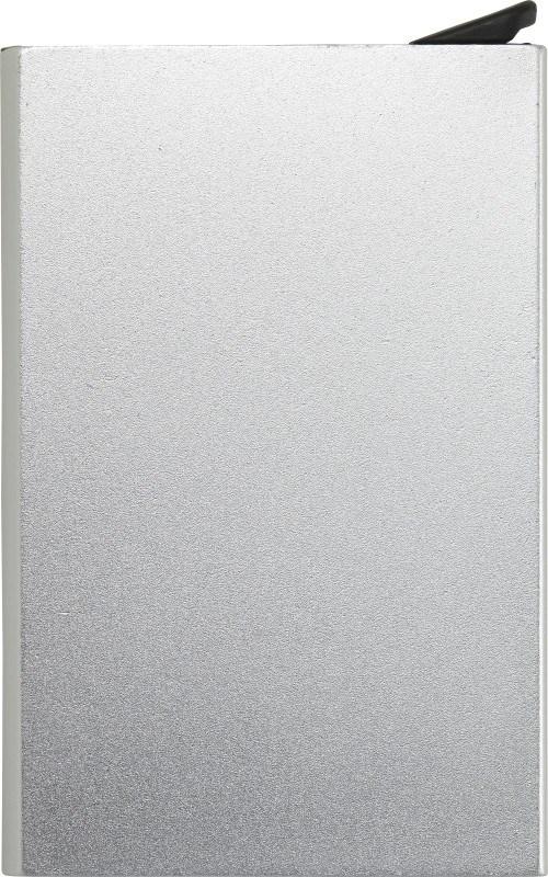 Aluminium kaarthouder