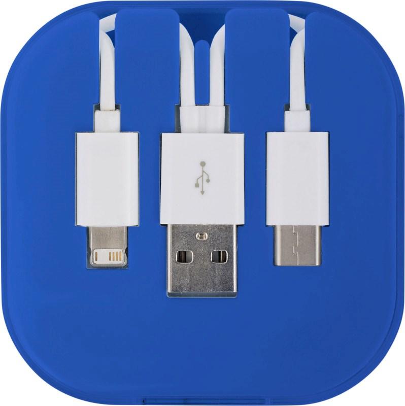 USB laadkabel set