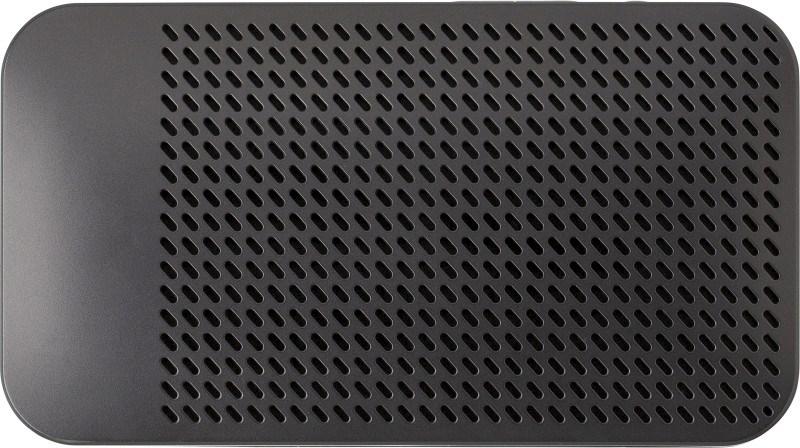 ABS speaker met powerbank