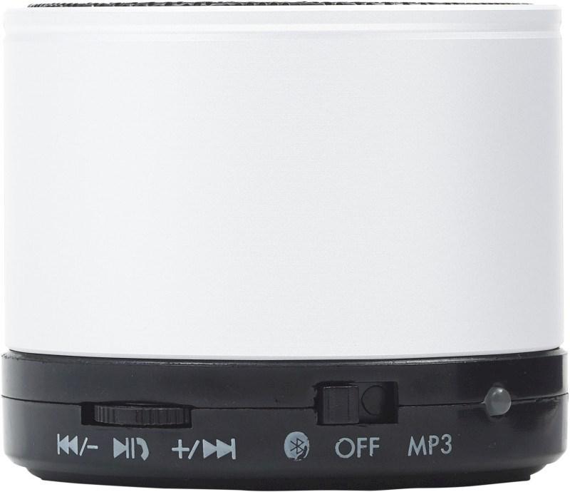 Metalen speaker
